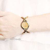 Calvin Klein ENLACE系列 女士时装腕表 K2L24513