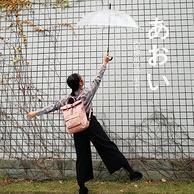 日本 Rootote 女士 双肩包