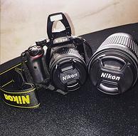 Nikon 尼康 D3400 DX DSLR 18-55mm VR+70-300mm 单反套机 官翻版 特价$389.99,转运到手约2700元