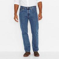 Levi's 李維斯 501系列 男士直筒牛仔褲