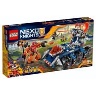 LEGO 乐高 Nexo Knights未来骑士团系列 70322 艾克索的合体塔防战车