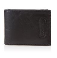 凑单品: Columbia 哥伦比亚 RFID 男士双折真皮钱包
