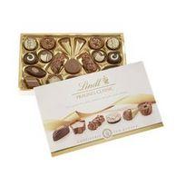 凑单品:Lindt 瑞士莲 经典夹心巧克力 混合口味 礼盒装 200g