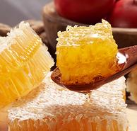 直接取自蜂箱,端木赐 纯正天然土蜂蜂巢蜜 420g