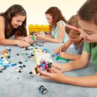 LEGO 乐高 经典中等创意砖盒 10696