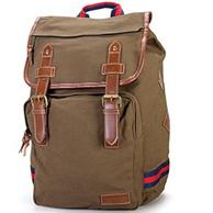 TOMMY HILFIGER Workhorse Canvas Backpack 男士双肩包