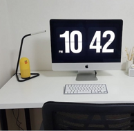 2017新款:apple苹果 27寸 iMac 一体机 MNE92LL/A