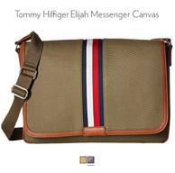 Tommy Hilfiger 汤米·希尔费格 男士邮差包