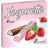 凑单品: Ferrero 费列罗 酸奶草莓巧克力棒 4条 50g