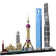 Lego 乐高 建筑系列 上海天际线21039