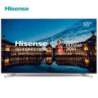 限地区、新低:Hisense 海信 55英寸 4K智能电视LED55EC550UA