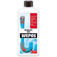 黑科技!疏通率99%!德国进口 WEPOS 管道疏通液 1L