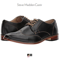 Steve Madden 思美登 男士布洛克 雕花皮鞋