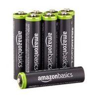 AmazonBasics AAA 7号 美亚版爱老婆 充电电池 8节