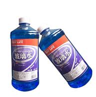 亞馬遜最暢銷玻璃水:Great Life 汽車 防凍去污玻璃水 -5℃ 1.8L *2件