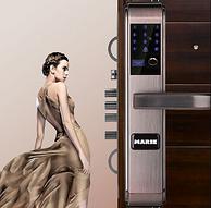 德国品质,Marie玛丽 F3家用智能密码锁