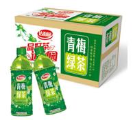 达利园 青梅绿茶 500ml*15瓶 *2件