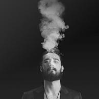 健康戒烟!美国 minitank 大烟雾 电子烟 戒烟神器