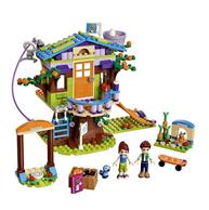 LEGO 乐高 Friends 好朋友系列 米娅的树屋 41335