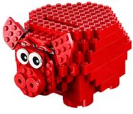 LEGO 乐高红色储蓄罐40155