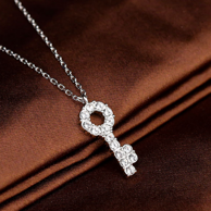 Swarovski 施华洛世奇 Believe 水晶钥匙项链 5007830