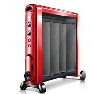 6s速热!格力  硅晶电暖气 NDYC-21b-WG
