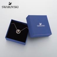 Swarovski 施华洛世奇 HOLLOW 幸运滚珠项链 5289495
