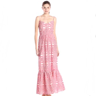 BETSEY JOHNSON Printed Maxi 女款连衣裙