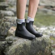 网易严选 切尔西短款雨靴