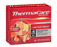 凑单品:ThermaCare 发热止痛贴4片装