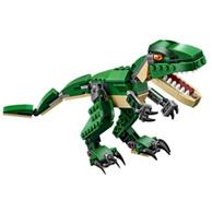 LEGO 乐高 Creator创意百变系列 凶猛霸王龙 31058