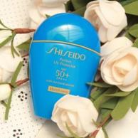 限时秒杀:Shiseido 资生堂 SPF50 新艳阳 夏臻效水动力防护乳100ml