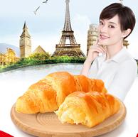 限地区:达利园 早餐牛角包600g/盒*5件