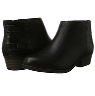 历史新低!Clarks 女式 addiy Zora COMBAT 短靴