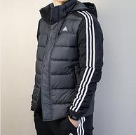 经典时尚,阿迪达斯 JACKETDOWN羽绒服外套BQ8595