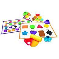 凑单品: Play-Doh 培乐多 形状和字母及语言学习彩泥玩乐套装