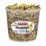 HARIBO 哈瑞宝 迷你小熊软糖 1桶