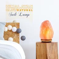 Himalayan Glow喜马拉雅水晶盐灯