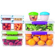 Sistema 食物储存盒 彩色20件套装