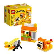 LEGO 乐高 基础创意3合1积木盒 10709 60片