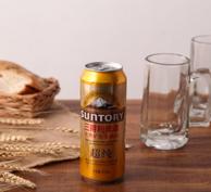 Suntory 三得利 超纯 7.5度 啤酒500ml*24听