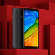小米 红米5 Plus 智能手机 黑色 3GB 32GB