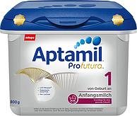 Prime会员:4件 Aptamil 爱他美 Pronutra 亲源配方 婴儿奶粉 1段 800g