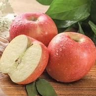 三峡鲜果铺 新鲜红富士苹果 5斤