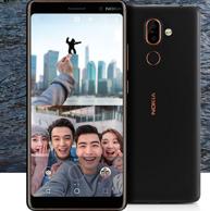 新品预约:Nokia 诺基亚 7 plus 全网通4G+64G 智能手机
