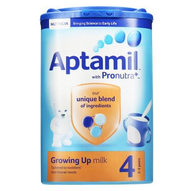 PLUS会员: Aptamil 爱他美 婴幼儿奶粉 4段 800g *4件