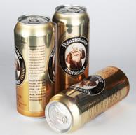 德国 Franziskaner 教士 小麦白啤酒 500ml*24听
