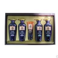 防脱固发,Ryoe 吕 紫吕 滋养洗发水套装 洗发水400ml*4瓶+发膜200ml