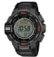 帅气有型!CASIO卡西欧 手表PRG-270-1ER 999元包邮包税(长期售价1159元)