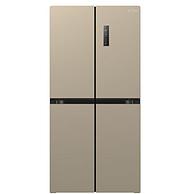 降500!Midea 美的 468L 十字多开门冰箱 BCD-468WTPM(E)